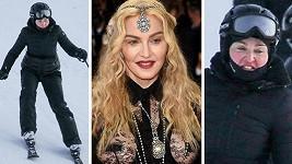 Takhle Madonnu neznáte