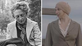 Vlasta Štáflová a Vica Kerekes