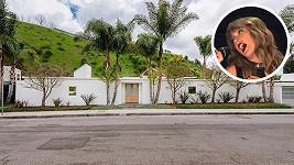 Taylor Swift prodává dům.