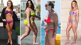 Chanelle Hayes a Charlotte Crosby