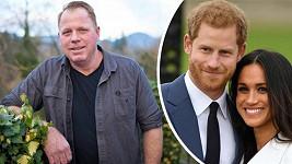 Thomas je přesvědčen o tom, že svatba Meghan s Harrym je velká chyba.