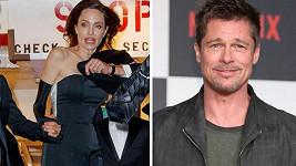 Angelina s Bradem se rozvádějí od podzimu 2016.