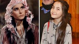 Zora Jandová a její mladší dcera Ester podobu nezapřou.