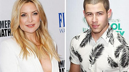 Kate Hudson a Nick Jonas