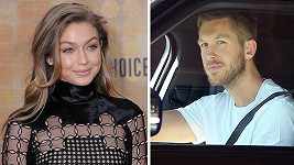 Gigi Hadid a Calvin Harris by tvořili kouzelný pár.