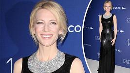 Cate Blanchett je pro kostýmní výtvarníky múzou.