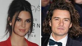 Orlando Bloom a Kendall Jenner spolu údajně chodí už dva měsíce.