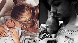 Louis Tomlinson se pochlubil synem, stejně tak i Freddieho maminka.