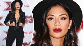 Bývalá zpěvačka kapely Pussycat Dolls a porotkyně X Factoru Nicole Scherzinger