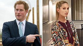 Princ Harry se prý sblížil s řeckou korunní princeznou Marií-Olympií...