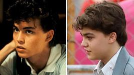 Johnny Depp má v synovi svou mladší kopii.