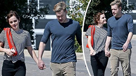 Emma Watson a Chord Overstreet už svou lásku netají.