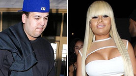 Rob Kardashian si našel holku...