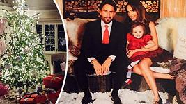 Vánoce Tamary Ecclestone a její rodiny