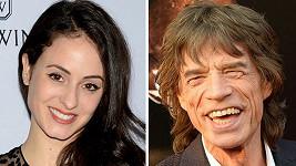 Mick Jagger a Melanie Hamrick jsou rodiči.