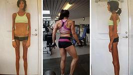 Evelina Meyer (30) ze Švédska