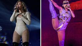 Katy Perry i Beyoncé si oblíbily vysoké kozačky a body.