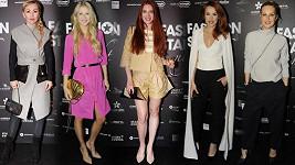 Komu to na bloku přehlídek Fashion Stars Nigt nejvíc slušelo?