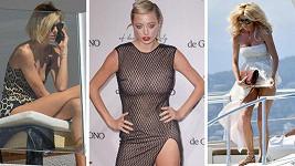 Některé modelky pojaly pobyt v Cannes velmi uvolněně.