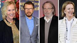 Členové legendární kapely ABBA se na veřejnosti společně neukazují.