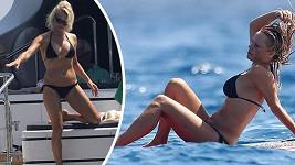 Pamela Anderson je stále pořádně žhavá.