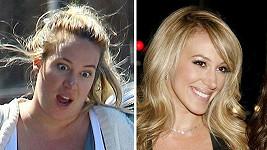 Haylie Duff se už možná děsí, kolik kilo bude muset po porodu shazovat...