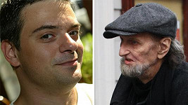 Filip Rajmont a Vladimír Drha