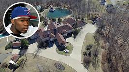 Rapper 50 Cent prodal svůj dům hodně pod cenou...
