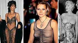 Cher, Gwyneth Paltrow a Marilyn Monroe uměly také překvapit...