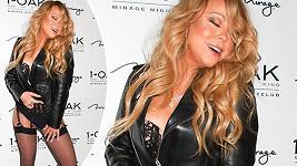 Mariah Carey bez špetky soudnosti