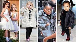 Poznáváte dcery slavných a bohatých?