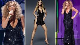 Mariah Carey má očividně problém přijmout své tělo...