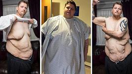 Paulova váha vyrostla až na neuvěřitelných 327 kg.