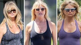 Goldie Hawn slaví 70. narozeniny.