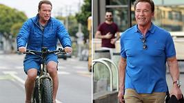 Arnold už je zase ve formě!