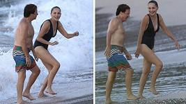 Sharon Stone se ukázala v plavkách.