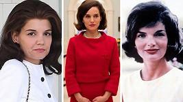 Katie Holmes, Natalie Portman a skutečná Jackie