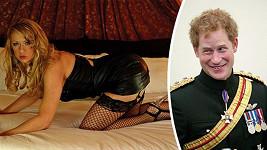 Princ Harry si toho z oné nechvalně proslulé noci v Las Vegas asi moc nepamatuje...