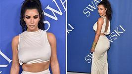 I Kim se dočkala módního ocenění.