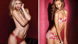 Doutzen Kroes a Karlie Kloss končí u Victoria's Secret.