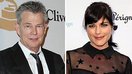 Selma Blair a David Foster