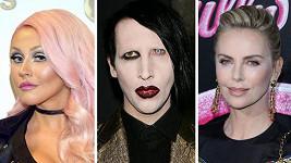 Celebrity, které trpěly