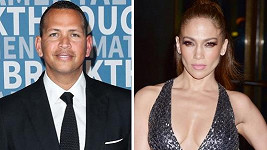 Jennifer Lopez a její nový údajný milenec.