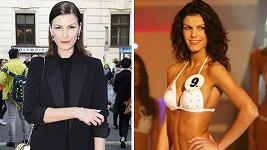 Kateřina Smejkalová před 11 lety a nyní