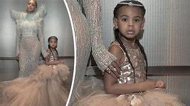 Beyoncé se o slávu podělila se svou dcerkou.