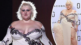 Beth Ditto modelkou...