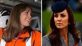 Lékařka Gemma Mullen se prý nápadně podobá vévodkyni z Cambridge Kate.