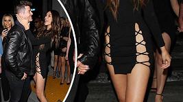 Modelka April Love Geary pro Robina Thicka přichystala první narozeninový dáreček už volbou oblečení...