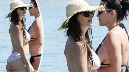 Přítelkyně Al Pacina Lucila Solá strávila příjemných pár dní na Sicílii.