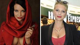 Vnadná herečka je známá díky roli barmanky v seriálu Ulice, objevila se i v daších.